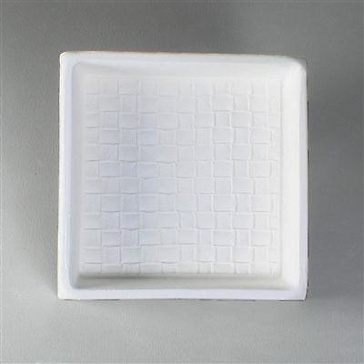 Square Coaster Weave Dam Mold for Fusing Glass Retails for $24