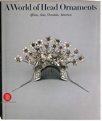 A World of Head Ornaments, 2005 ethnographic book, catalogue