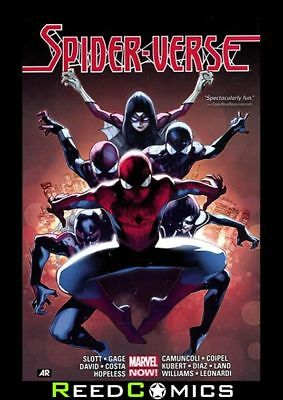 SPIDER-VERSE GRAPHIC NOVEL Paperback *648 Pages* Collects All Crossover Comics