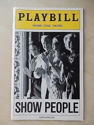 March 2006 - Second Stage Theatre Playbill - Show People - Debra Monk