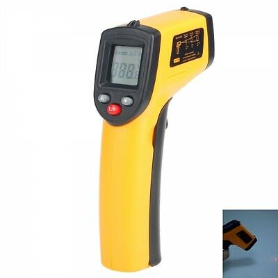 """BENETECH  1.2"""" LCD Infrared Thermometer • Instant Readout • 7 DAYS ONLY SALE"""