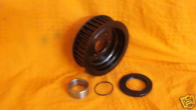 34 Tooth Transmission Pulley Kit For Harley Davidsons  94-06