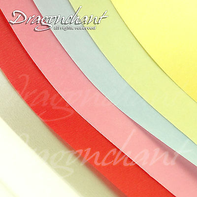 Vellum A4 105gsm Translucent Tracing Paper Craft Wedding Invitation Cardmaking