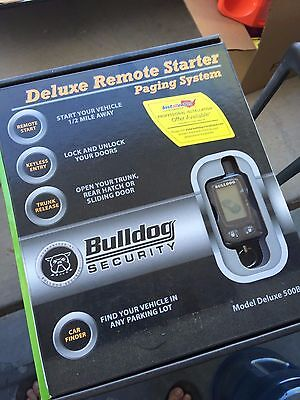 Excellent Bulldog Security Lcd Deluxe Remote Starter Keyless Entry System Wiring Cloud Brecesaoduqqnet