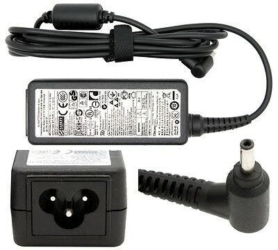 Genuine Original  For Samsung NP530U3B XE550C22 AC Adapter Power Charger PSU