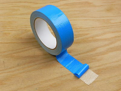 """1.5"""" Double Coated Sided Stick Cloth Carpet Installation Tape 36' 12 yd Roll"""