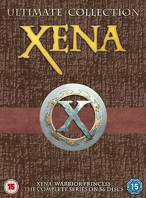 Xena - Warrior Princess: Complete Series 1-6 (Box Set) [DVD]