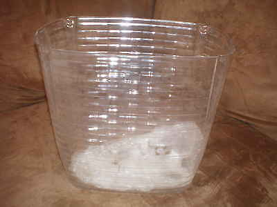 Longaberger Small Waste II Basket Protector
