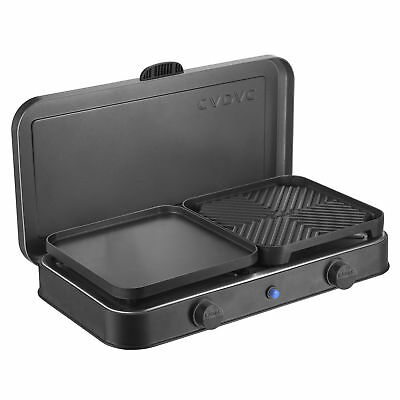 CADAC 2-Cook Deluxe Gas-Kocher-Grill-Camping-Outdoor - 2 flammig - 30 & 50 mBar