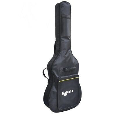 NEW Full Size Padded Protective Classical Acoustic Guitar Bag Black Carry Case