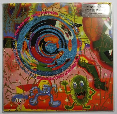 Red Hot Chili Peppers The Uplift Mofo Party Plan Ltd 180g LP Sealed!