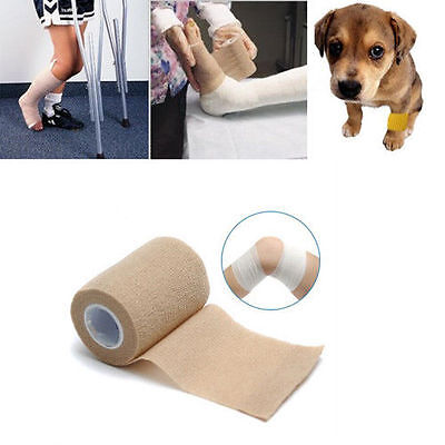 First Aid Medical Body Care Treatment Self-Adhesive Elastic Bandage Tape