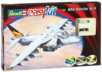 Revell - BAe Harrier Gr.9 Easy Kit 1:100 - 06645
