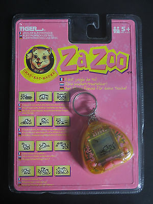 Rare European edition (Zazoo) Gigapet Tiger cat edition New in sealed package