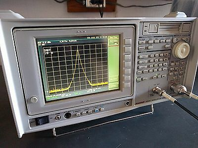 Advantest R3465 Spectrum Analyzer 9kHz to 8GHz Opt. 09, 73, 61 (Guaranteed)