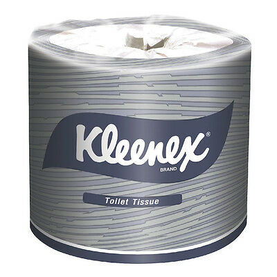 Kleenex Executive Toilet Tissue 2 Ply 48 Rolls x 300 Sheets (4737)