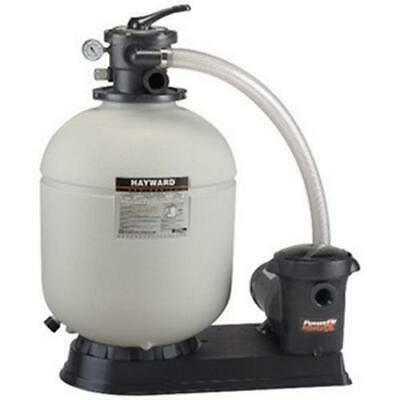 "Hayward S210T93S 21"" Sand Filter and 1.5HP Power Flo Matrix Pump"