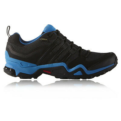 Adidas Fast X Mens Blue Black Waterproof Walking Outdoors Sports Shoes