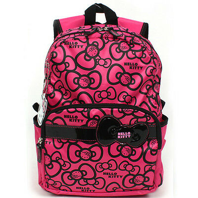 SANRIO HELLO KITTY Brand New School Bag Backpack for Girls 922402cfcce92