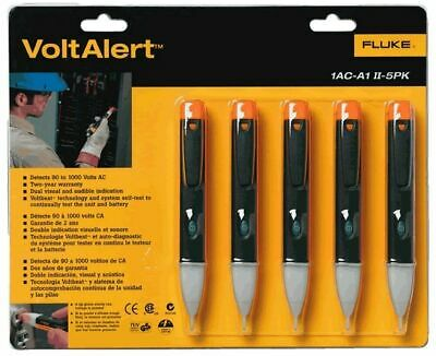 Fluke FLK-1AC-A1-II-5PK VoltAlert AC Non-Contact Voltage Tester (Pack of 5)
