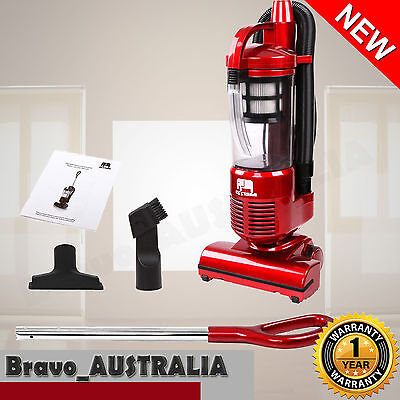 2000W Bagless Cyclone Cyclonic Vacuum Cleaner HEPA RED Powerful Upright Vaccum