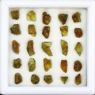 60 mm Natural Sinhalite Crystal Box ( Untreated ) Mogok / P7127