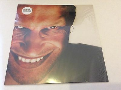 Aphex Twin Richard D James Album  180G Vinyl Lp Mint New  Unplayed + Download