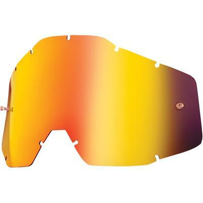 Goggle Shop MX Motocross lens  for 100% - Mirror Inferno