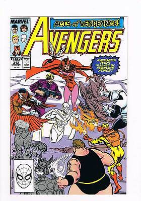 Avengers # 312 Has the Whole World Gone Mad?!? ! grade - 7.5 hot book !!