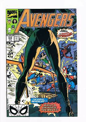Avengers # 315 Doomsday Plus One ! grade - 9.0 scarce hot book !!