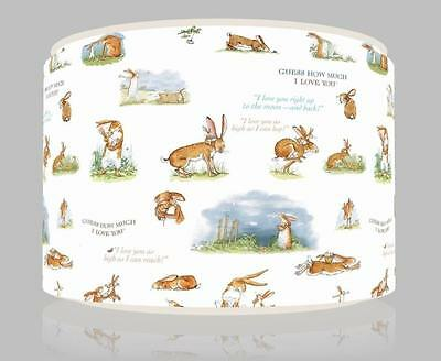 """Guess How Much I Love You  Light Ceiling  Lamp Shade 11"""" Brand New Free  P&p D1"""