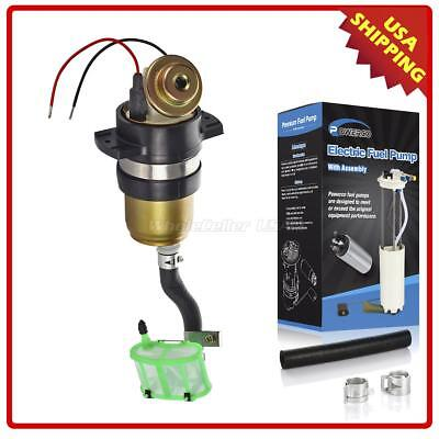 Fuel Pump and Strainer Set-Eng Code VG30E fits 87-88 Nissan Pathfinder 2.4L-L4