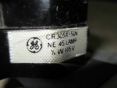 (Pk-1) 1 Used General Electric Cr305X150N Indicating Light Kit