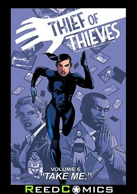 THIEF OF THIEVES VOLUME 5 TAKE ME GRAPHIC NOVEL New Paperback Collects #26-31