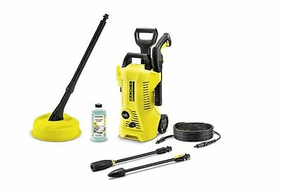 Pressure Washer Karcher Electric Home Air Cooled Jet Wash Washer K2 Water New