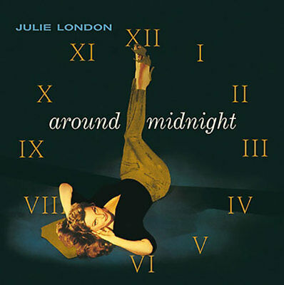 Julie London - Around Midnight 180g Vinyl LP - DOL875H