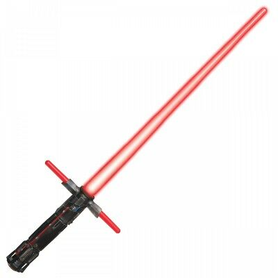 Kylo Ren Lightsaber Toy Star Wars Costume Fancy Dress