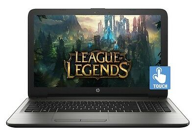 HP Touch Gaming Laptop Computer 12GB 1TB Intel Core i5 Backlit Keyboard Win 10