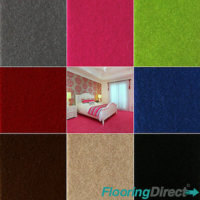 Quality Soft Feltback Carpet - Bedroom - Lounge - Stairs - CHEAP
