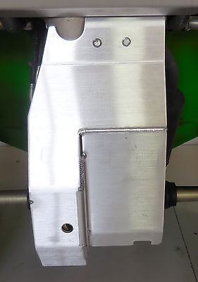 """KAWASAKI KFX700 DIFFERENTIAL SKID PLATE (.250 Thick) / V-FORCE SKID PLATE (1/4"""")"""
