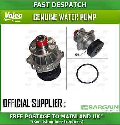 506107 242 Valeo Water Pump For Bmw 7 Series 3 2003-2005