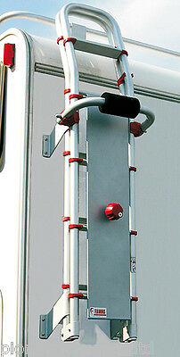 Fiamma Safe Ladder Anti Theft Device For Motorhome Exterior Ladders (98656-480)