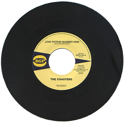 """The Coasters  """"love Potion Number Nine""""   Classic     Listen!"""