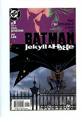 Batman Jekyll & Hyde Complete Set (#1-6) VFNM to NM Lee Phillips - Two Face