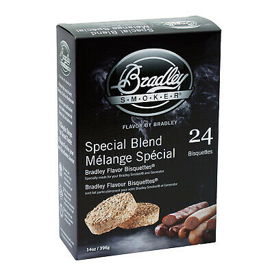 New Bradley Special Blend Bisquettes 24 Pack