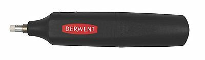 Derwent Battery Operated Eraser (2301931) Style Name: STYLE 1(Black)Long-lasting