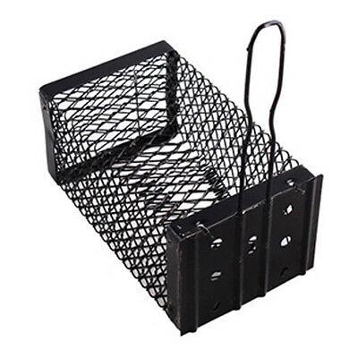 Small Animal Trap Survival Mouse Rabbit Bird Snare Hunting Live Catch Cage