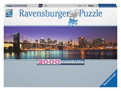 Ravensburger 16694 - New York City, 2000 Teile Panorama Puzzle