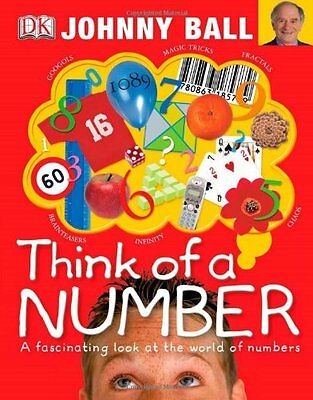Think of a Number By Johnny Ball. 9781405310314