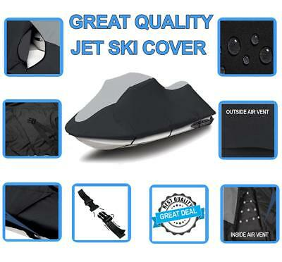 SUPER 600 DENIER Jet Ski Cover Watercraft Kawasaki STX-15F / JT1500A9F 09-2016